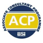 Contec AQS in 2011 will partecipate in the ACP Associate Consultant Programme di BSI